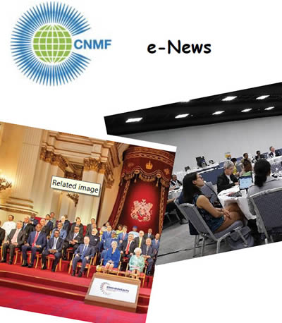 CNMF e-News April and May 2018