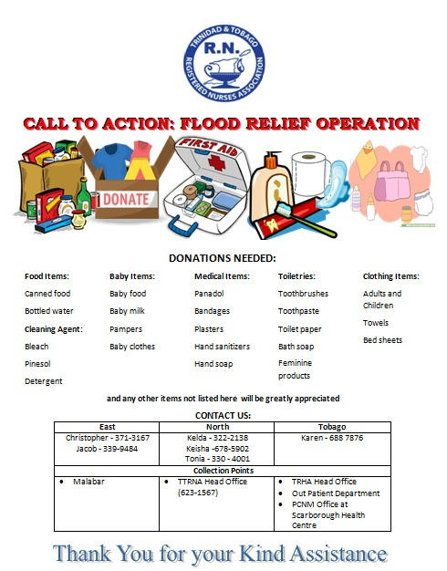 Flood Relief Operations Oct 2018